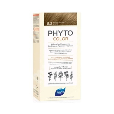 PHYTO Phyto Phytocolor 8.3 Light Golden Blonde Kahve